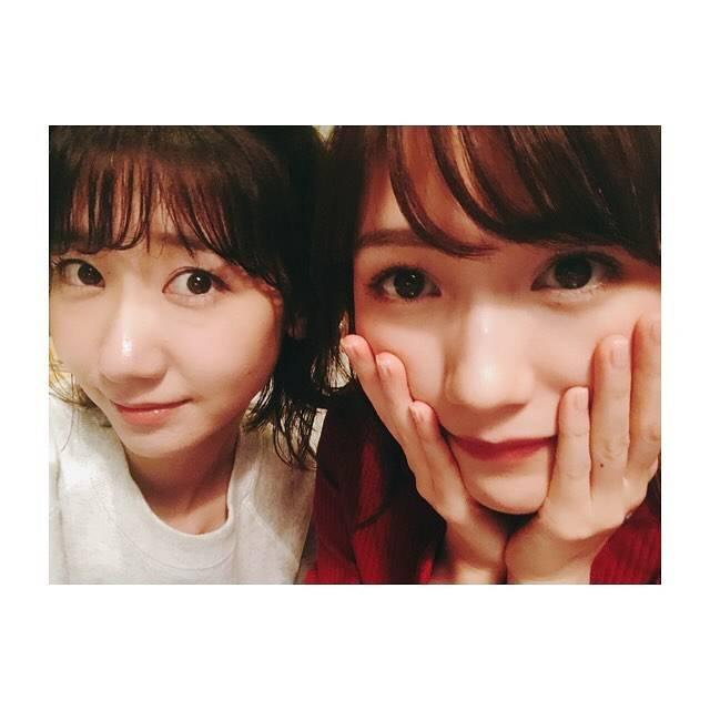 """柏木由紀(Yuki Kashiwagi) on Instagram: """".まゆゆきりんどアップ❤︎#まゆゆ #ゆきりん"""" (680153)"""
