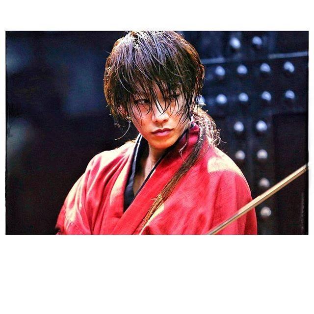 "佐藤健 ( Satoh Takeru ) on Instagram: ""X❤ #rurounikenshin #kenshinhimura #satohtakeru"" (680642)"