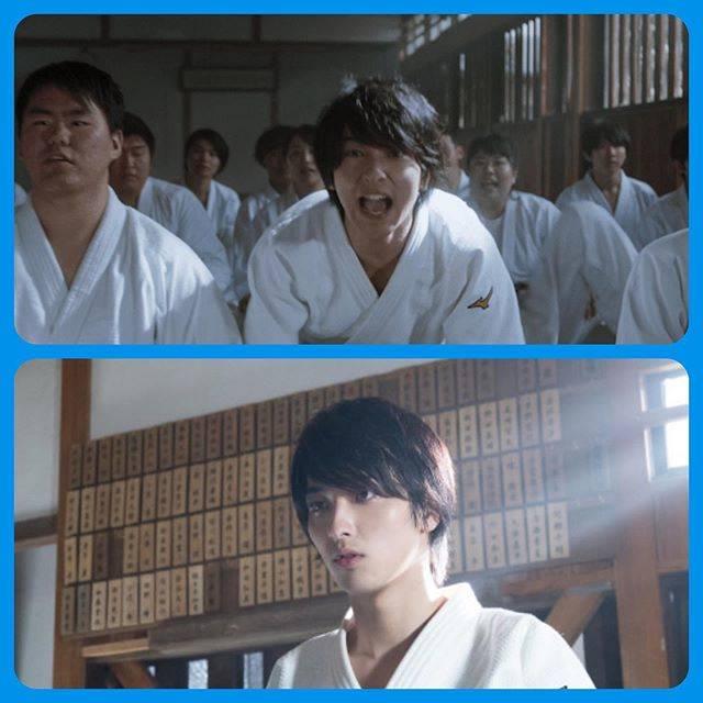 """@karate.ryusei on Instagram: """". 道着が似合うよ 横浜流星 . 今朝から 新しい映画の情報と 流星君からのインスタと 嬉しいことばかり♡ . ドラマも撮影してるし🥺 ボクサー役なんて 怪我も心配やし 痩せまくってしまうんやないか🥺 . とか勝手に心配してしまってますが 流星君が取り組んだ作品は…"""" (680671)"""