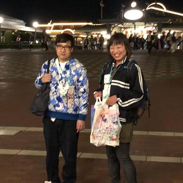"""山里亮太 on Instagram: """"夢の国からの帰り道、現実に出会いました。"""" (680878)"""