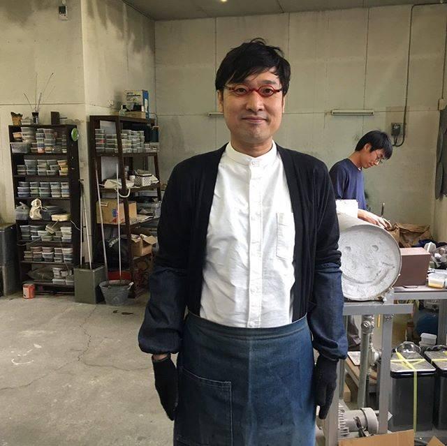 山里亮太さんはInstagramを利用しています:「小樽を全力で味わう!ガラスのコップを作る!なんだろう、僕からこぼれる社員旅行感…」 (681125)