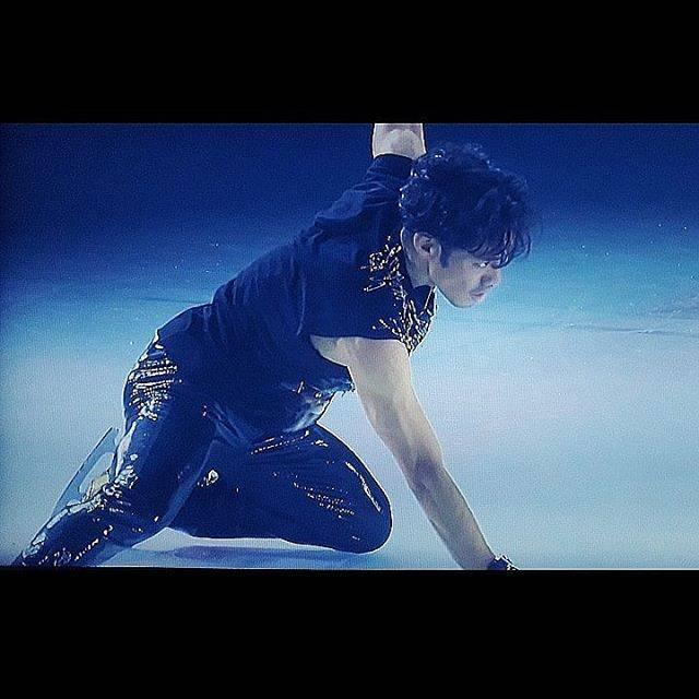 "kayox on Instagram: ""The Phoenix#d1sk_t #daisuketakahashi #高橋大輔#高橋大輔"" (681172)"