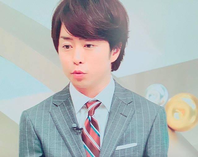 """おむらいす on Instagram: """"NEWS ZERO13年目おめでとう。・・・ジャニーズで初めて報道の世界へ足を踏み入れ、今日で13年。・・あなたのおかげで""""いま""""を知ることができています。ありがとう。・・・#嵐#櫻井翔#newszero"""" (681653)"""