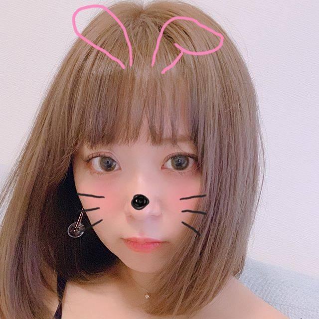 """いぐちゆか on Instagram: """"おはヨン様🐰#平成ギャグ #鬼加工 #髪色良き🥰"""" (681922)"""