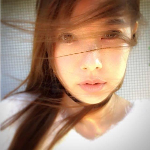 """Sakura Uehara on Instagram: """"Windy....!"""" (682312)"""