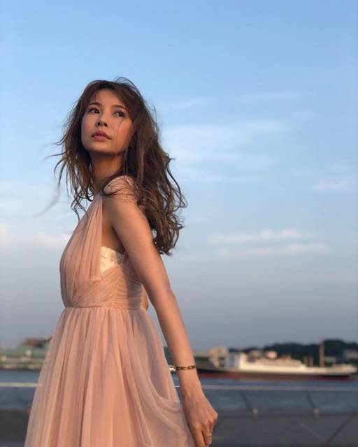 "Sakura Uehara on Instagram: ""横浜〜たそがれ〜#yokohama"" (682359)"