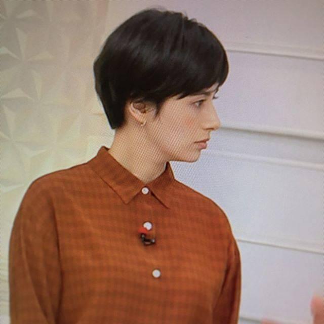"Anda Hiroyuki on Instagram: ""#Nスタ #ホラン千秋 さん #ホランキャスター"" (683800)"