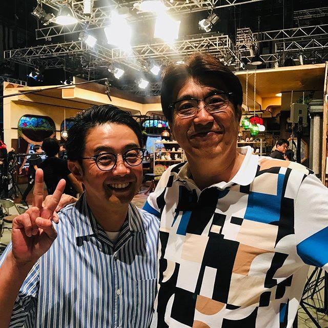 """石橋貴明 / Takaaki Ishibashi on Instagram: """"矢作は友達(笑)#石橋貴明#矢作兼#おぎやはぎ#たいむとんねる"""" (684508)"""