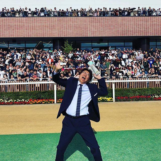 """石橋貴明 / Takaaki Ishibashi on Instagram: """"ハズれたー!#札幌競馬場 #宝塚記念 #ガッカリ #石橋貴明"""" (684518)"""