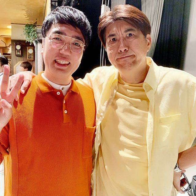 """石橋貴明 / Takaaki Ishibashi on Instagram: """"小木は友達じゃない(笑)#小木博明 #おぎやはぎ #石橋貴明"""" (684522)"""