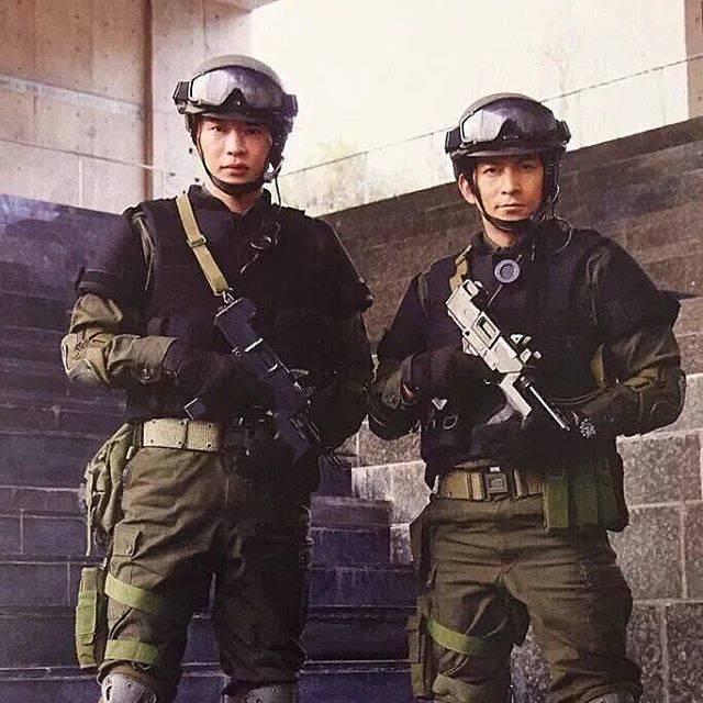 """アンパンマン on Instagram: """"#図書館戦争 #小牧教官 #堂上教官 #すき"""" (686935)"""