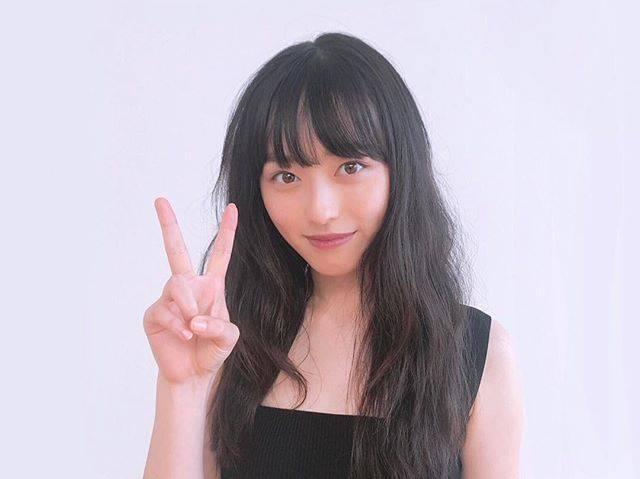 """福原遥*Haruka Fukuhara on Instagram: """"☺︎発売中の #JJ 10月号に登場させていただいています!念願の #河北裕介 さんにメイクをしていただきました!素敵な空気感での撮影。たくさん魔法をかけてもらえて嬉しかったな。皆さん是非見てください☺︎"""" (690079)"""