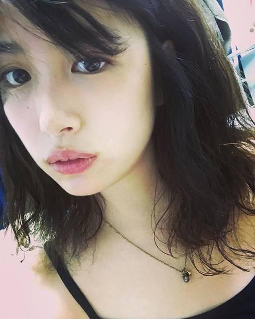 """彩由 on Instagram: """".@miyo_kate さんが私のわがままをかなえてくれた✌️可愛い系のパーマがやだからくるくるパーマかけました!ニキビ出来たった〜〜"""" (690366)"""