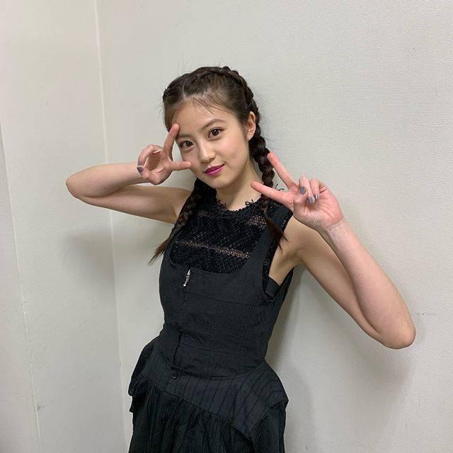 """今田美桜 on Instagram: """"おしゃれイズム、ありがとうございました🌷👓🏫🍜🥞📺福岡にも行けて、会いたい人にも会えて幸せでした♡写真は昨日のFacoの🍥"""" (692360)"""