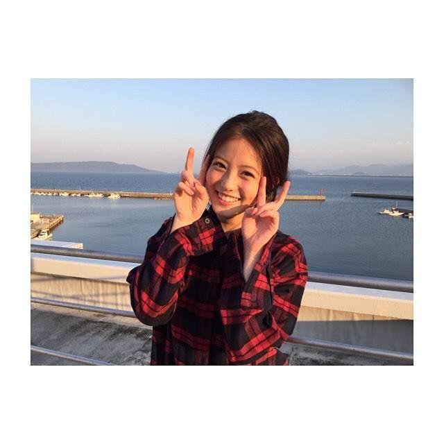 """今田美桜 on Instagram: """"今日はだいすきな場所のさらにだいすきなところで☺︎✈︎🍜🍥🍜🍥"""" (692455)"""