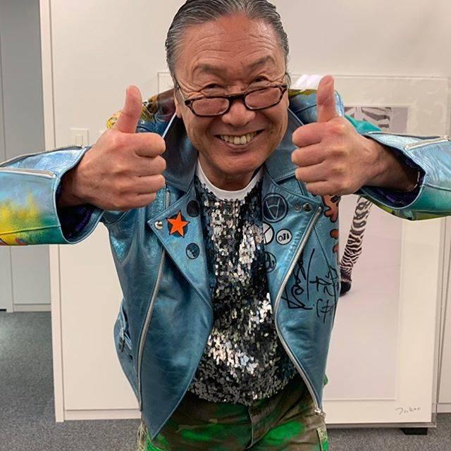 "Kansai Yamamoto on Instagram: ""ANNA SUI × KANSAI YAMAMOTO  5月に販売を開始したコラボレーションアイテムが、いよいよ本日6月19日(水)より阪急うめだ本店と関西地区アナ スイ ウェア ショップでスタートされます!  阪急うめだ本店では、阪急うめだ本店では、MARC…"" (693775)"