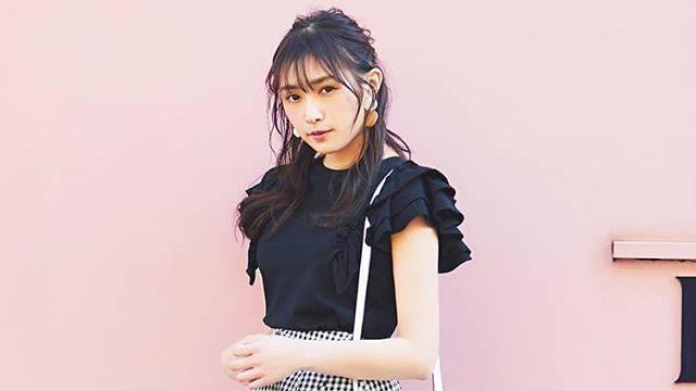 "Watanabe Rika - 渡辺梨加 on Instagram: ""#渡辺梨加 #model #fashionmodel #magazine #Ray"" (694000)"