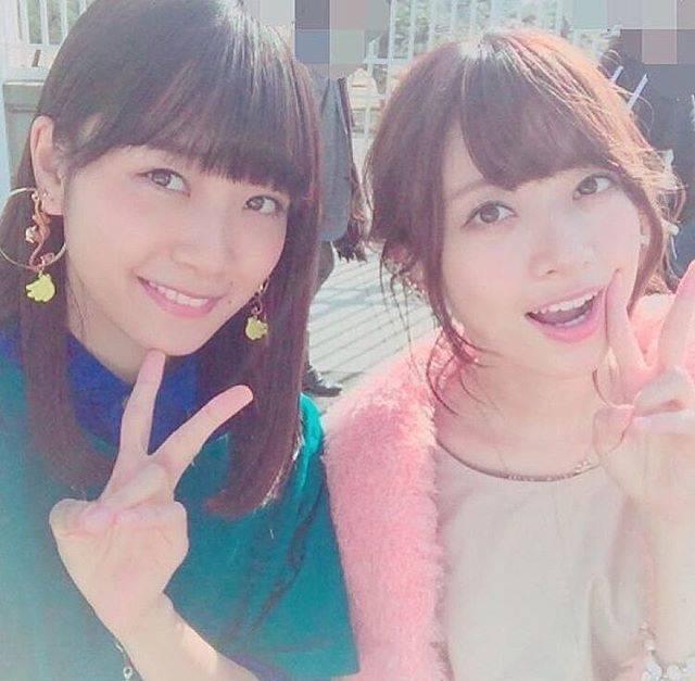 "@nogi__visual on Instagram: ""#深川麻衣 #橋本奈々未 #乃木坂46"" (694626)"