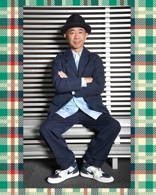"""yuta on Instagram: """"こういうファッションが理想。だから、僕はノリさんが着てる服が気になるのです。#とんねるず #木梨憲武 さん#ファッション #おしゃれ"""" (695572)"""