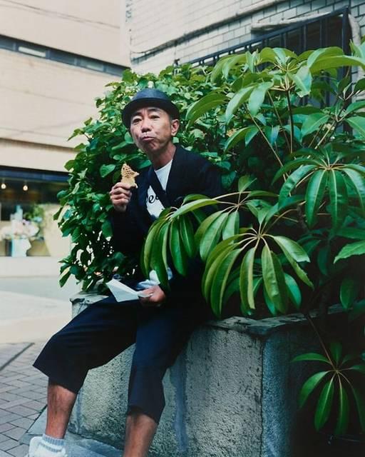 """岸山浩之 on Instagram: """"木梨憲武 Noritake Kinashi / Comedian#portrait #comedian #artist #actor #ポートレート #コメディアン #アーティスト #俳優 #とんねるず #木梨憲武"""" (696083)"""