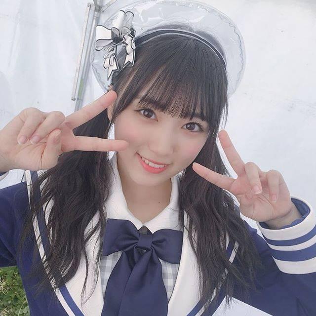 """hkt48 矢吹奈子 on Instagram: """"お誕生日おめでとう🌸💕#矢吹奈子"""" (698234)"""