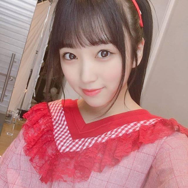 "hkt48 矢吹奈子 on Instagram: ""速報 8 叻女ar😭😭❤️❤️#矢吹奈子"" (698239)"
