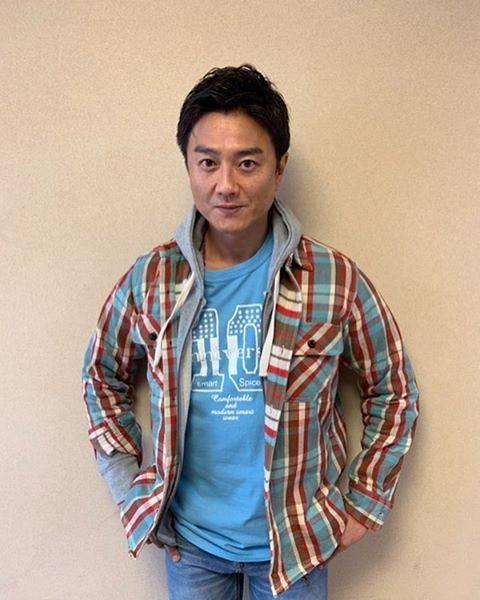 """Kichi-george Knuckle Head on Instagram: """"本日放送の「虹色ジーン」にて、原田龍二さんがTシャツ,パーカー,ネルシャツを着用してくださいました☆😋 ありがとうございます! 専属スタイリストヒロコさん、 ありがとうございます☆ 今後ともよろしくお願い致します。 Tシャツ.パーカー(スマートスパイスさま)…"""" (699165)"""