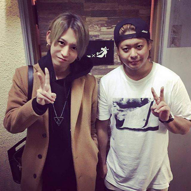 "Nayuta Serizawa on Instagram: ""隼士さんお疲れ様でした♬#五十嵐隼士#お疲れ様でした"" (700889)"