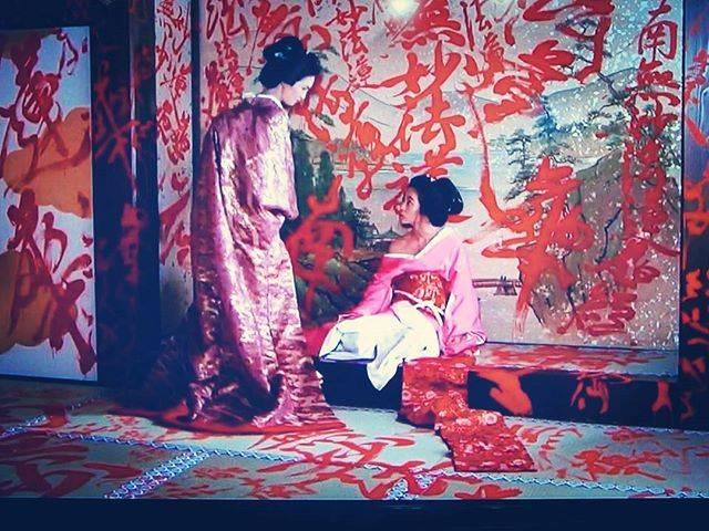 "yuki_na on Instagram: ""#チャンネルかえると#よく見かける #竹井みどり さん#大奥 #日活#nikkatsu #japanese #jidaigeki #movie#kimono #eros #cinema#テレビ三昧"" (702156)"