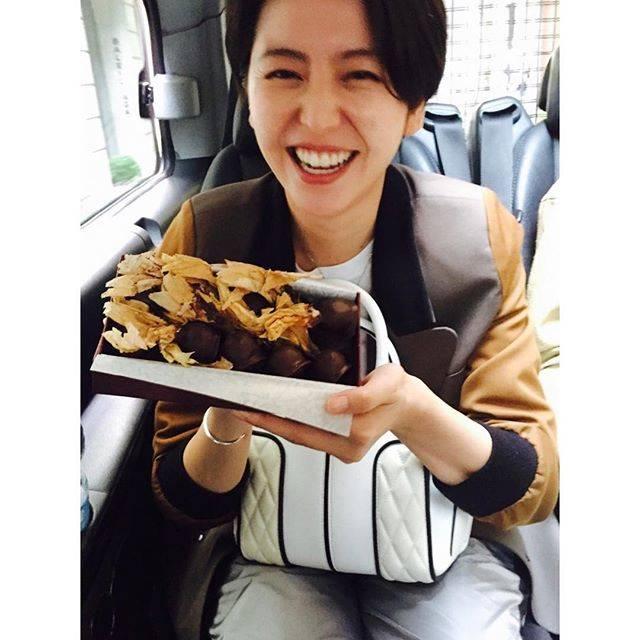 """長澤まさみ on Instagram: """"これは,鬼灯チョコレート👌素晴らしい経験をありがとうございました.感謝...♡"""" (702318)"""