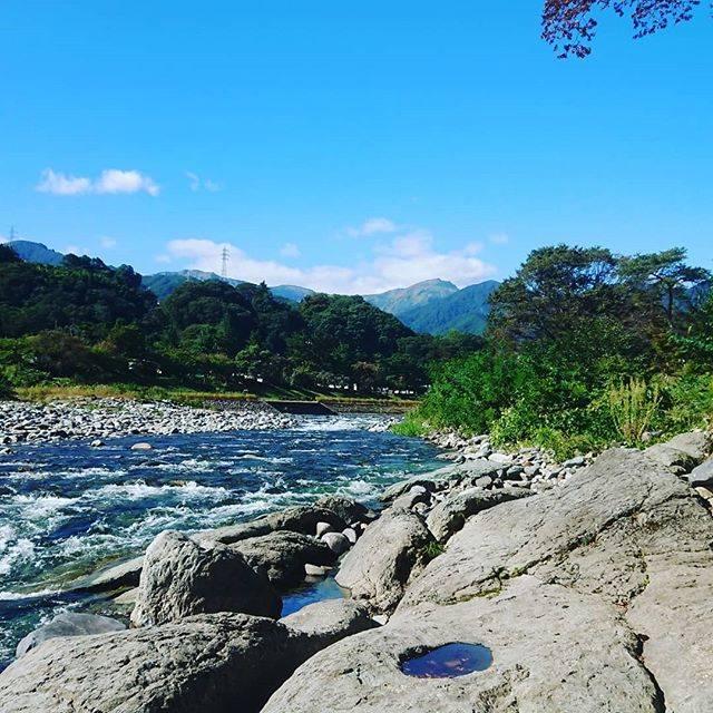 "Akira_Yonemoto on Instagram: ""みなかみサイコーって思える景色#利根川#谷川岳#minakami_now #秋"" (702828)"