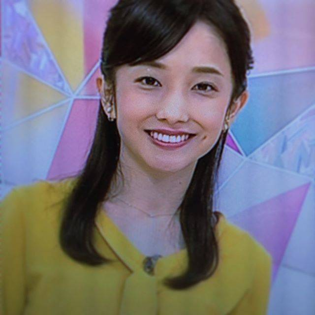 "Anda Hiroyuki on Instagram: ""#おはよう日本 #林田理沙 さん #林田アナ #林田キャスター"" (703829)"