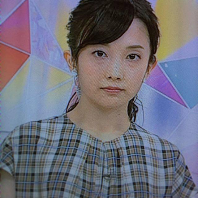 "Anda Hiroyuki on Instagram: ""#おはよう日本 #林田理沙 さん #林田アナ #林田キャスター"" (703835)"