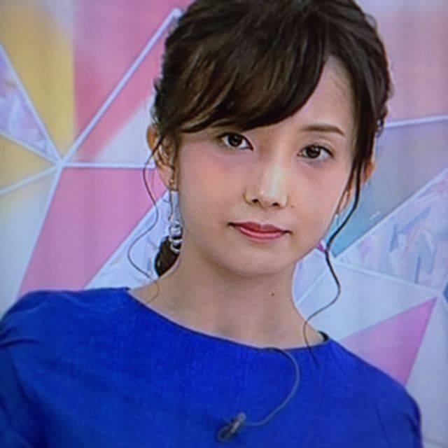 "Anda Hiroyuki on Instagram: ""#おはよう日本 #林田理沙 さん #林田アナ #林田キャスター"" (703842)"
