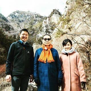 "KOUJI ATSUMI on Instagram: ""何だろ、、ブラタモリを観たあとの充実感。#ブラタモリ #タモリ #林田理沙 #山梨県 #甲府市"" (703850)"
