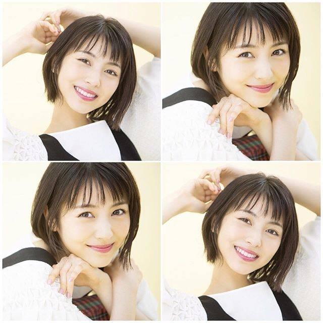"🐼🌸🌹🌻🌺🌼💐🐼 on Instagram: ""#浜辺美波 #女優 #actress #minamihamabe #japanesegirl"" (710153)"