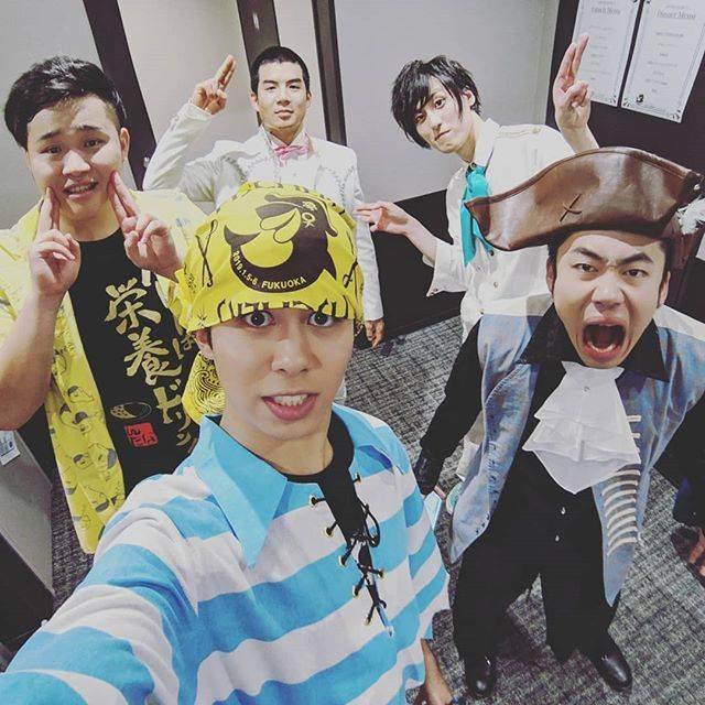 "Fischer's -フィッシャーズ- on Instagram: ""福岡ありがとうございました!海賊船は札幌へ向かいます。"" (712476)"