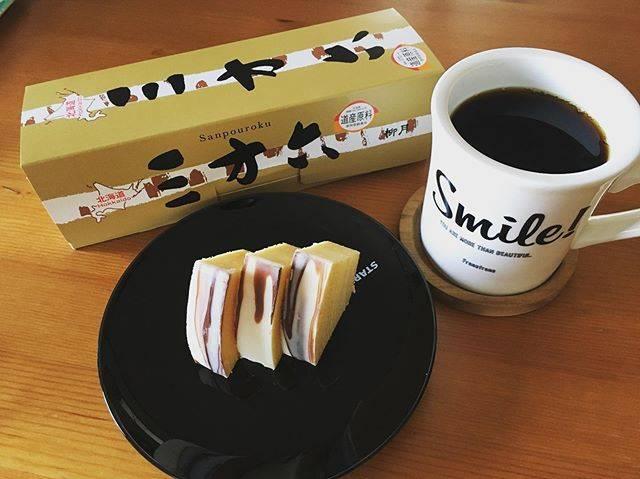 "@cota09131030 on Instagram: ""#三方六#バームクーヘン#コーヒー#コーヒータイム"" (743614)"