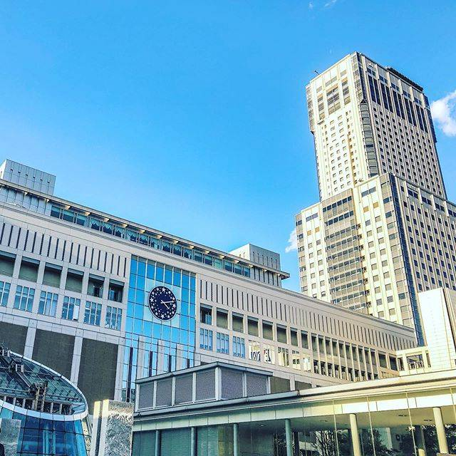 "bluesky collection on Instagram: ""JRタワーと青空  #sapporo #hokkaido #hokkaidotrip #bluesky #travel #touristspot #iphonephotography #iphonecamera #instagram #instagood…"" (743737)"