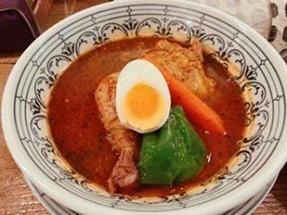 """札幌スープカレー🍛 on Instagram: """"#らっきょ #スープカレーらっきょ #らっきょエスタ店 #札幌スープカレー"""" (744209)"""