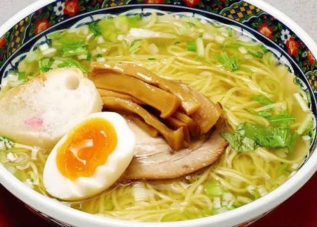 """やはぎの日記 on Instagram: """"#麺厨房あじさい本店 塩ラーメン"""" (744857)"""