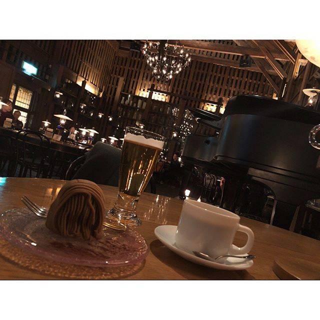 """Nanami on Instagram: """"石油ランプに囲まれた空間あったかかった生演奏も素敵だった#北一ホール"""" (745858)"""