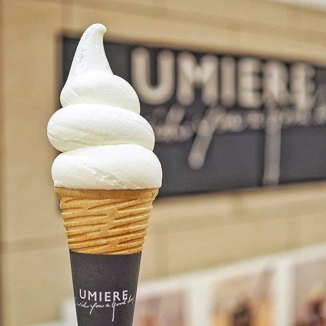 """▹◃┄▸◂┄▹◃┄▸◂ ʏᴜᴋɪ ▹◃┄▸◂┄▹◃┄▸◂ on Instagram: """"大丸神戸で開催中 ꕤ #あいぱく アイスクリーム万博🍦🍨 ꕤ 『#umiere』 📍#北海道オーガニックミルクソフト ꕤ 食べたのはこれだけ😂😂 ꕤ 牛乳感強め🍼美味しかったです🎵 ꕤ ごちそうさまでした😋 ꕤ ꕤ ꕤ ꕤ ꕤ ꕤ…"""" (745899)"""