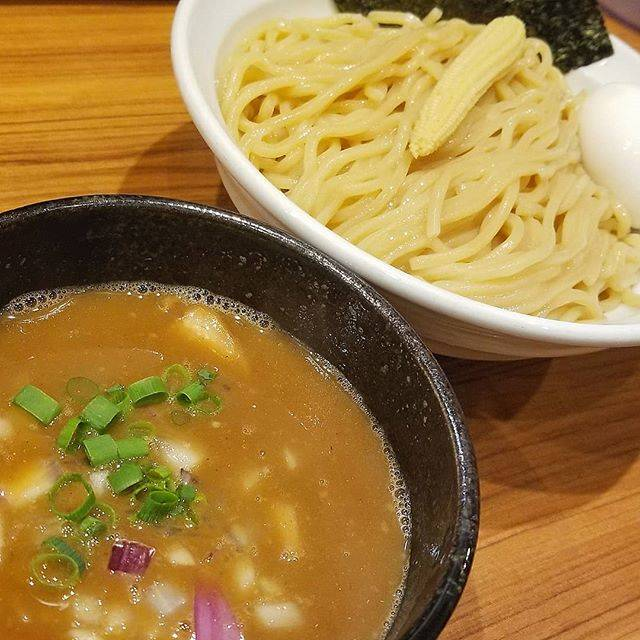 "shun on Instagram: ""井さい🍜 ""特製煮干しつけ麺""…"" (746092)"