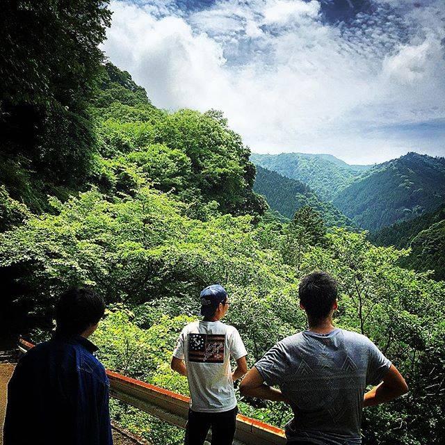 """細谷 銀河 on Instagram: """"in山神トンネル🗻大自然感じてきました🚶🚶🚶🚶....#山神トンネル#大自然#potd#mybro"""" (747016)"""