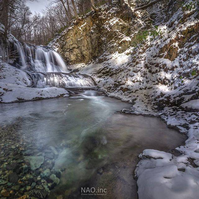 """Naoyuk_Onoder on Instagram: """"日が射してきたので午前中は平和の滝にさらっと流すつもりがいつの間にかガチ撮りに(笑)  Location:Hokkaido/Japan #Hokkaido #sonyalphavibes #igersjp #photographyoftheday…"""" (748847)"""