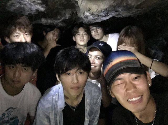 """そうた on Instagram: """"朝鮮トンネルであった人たちと仲良くなった雰囲気はマジ#朝鮮トンネル"""" (749853)"""