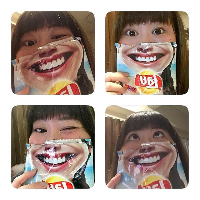 "@aya.com0124 on Instagram: ""・#layssmile #タイのお菓子"" (753983)"
