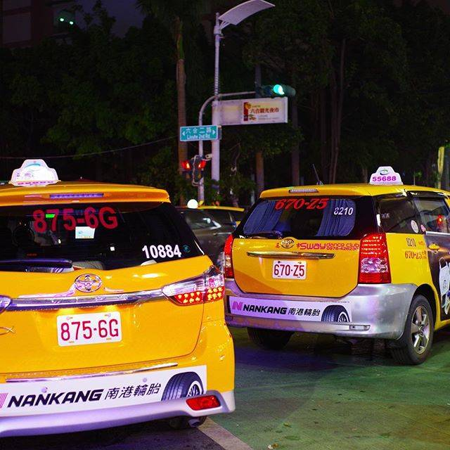 "kazz on Instagram: ""#pentaxk1 #fa43 #台湾 #高雄 #taiwan #kaohsiung #taxi #cab #yellowcab #night #nighttime #nightphotography #タクシー #台湾タクシー #taiwantaxi"" (754054)"
