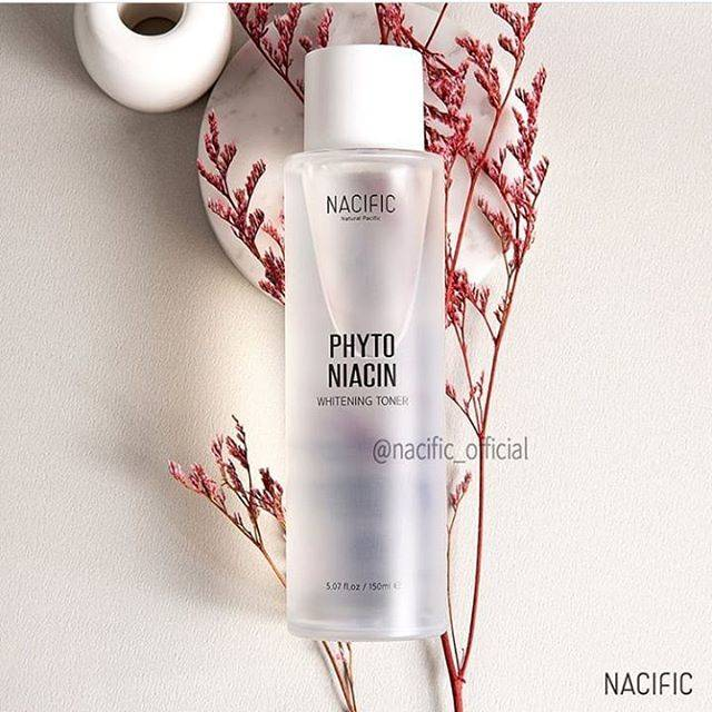 "Somebymi Skin1004 JOMBANG on Instagram: ""NACIFIC (Natural Pacific) Phyto Niacin Whitening Toner 150ml Rp 167.000  Share 25 ml 35.000  Untuk kulit wajah lebih cerah glowing moist…"" (761855)"